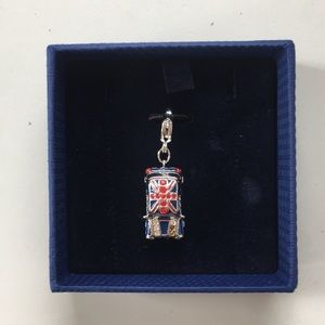 Swarovski British Car Charm